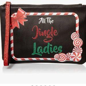 Betsey Johnson Jingle Ladies Kitsch Pouch
